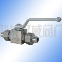 供应Q21N-320P焊接型高压球阀厂家  价格型号