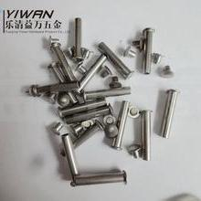 专业生产定做 子母铆钉 台阶铆钉  不锈钢铆钉