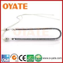 供应用于各类机械设备的U形碳纤维加热管