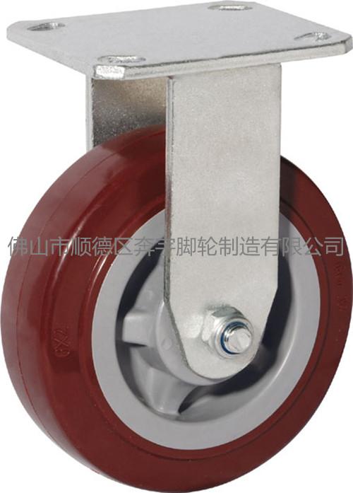 重型超级聚氨酯轮 工业脚轮 定向图片/重型超级聚氨酯轮 工业脚轮 定向样板图 (1)
