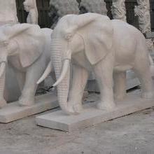 供应石雕大象报价