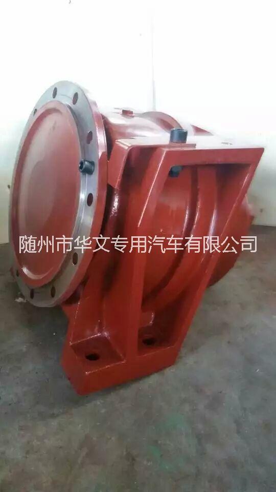 供应石家庄科翼搅拌罐5方减速机|开式齿轮泵摆线马达驱动|小方是罐车减速器