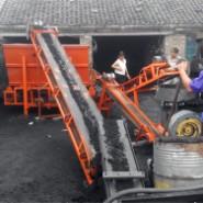 专业生产厂家蜂窝煤机上料机图片