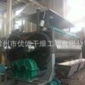 酵母液双滚筒刮板干燥机、HG-1200单鼓滚筒刮片干燥机、双滚筒切片设备