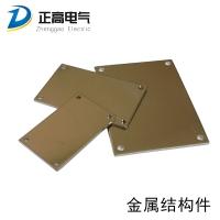 淄博正高电气供应用于机件的定制加工冲压件专业的生产让您放心 图片|效果图