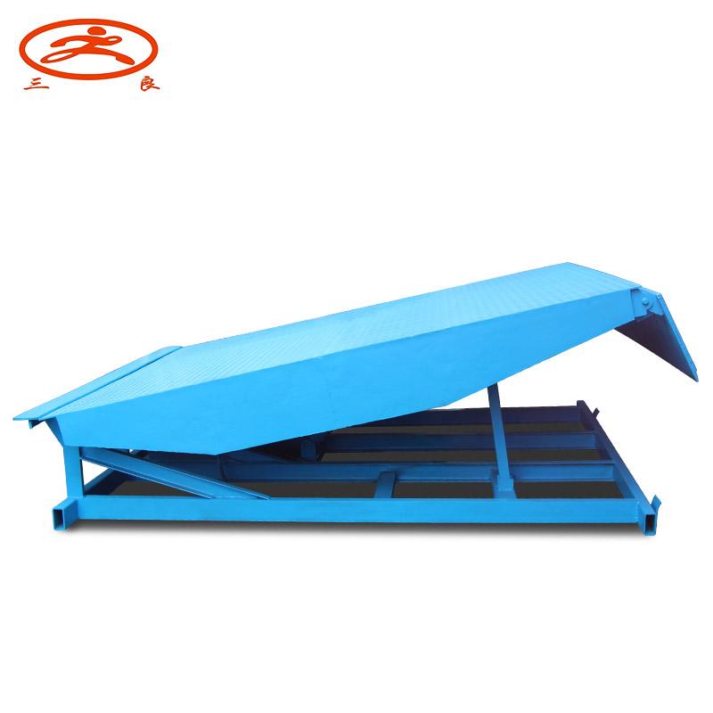 供应佛山固定式登车桥厂家直营装卸货板  固定式登车桥批发