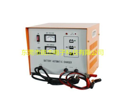东莞班杰厂家供应12V 24V 36V 48V 可调充电机KZA48V10A 电瓶叉车蓄电池专用充电机