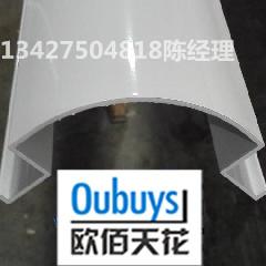 延吉加油站包柱铝圆角图片