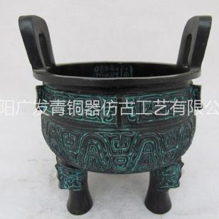 春秋时期青铜器大克鼎 仿古青铜器图片