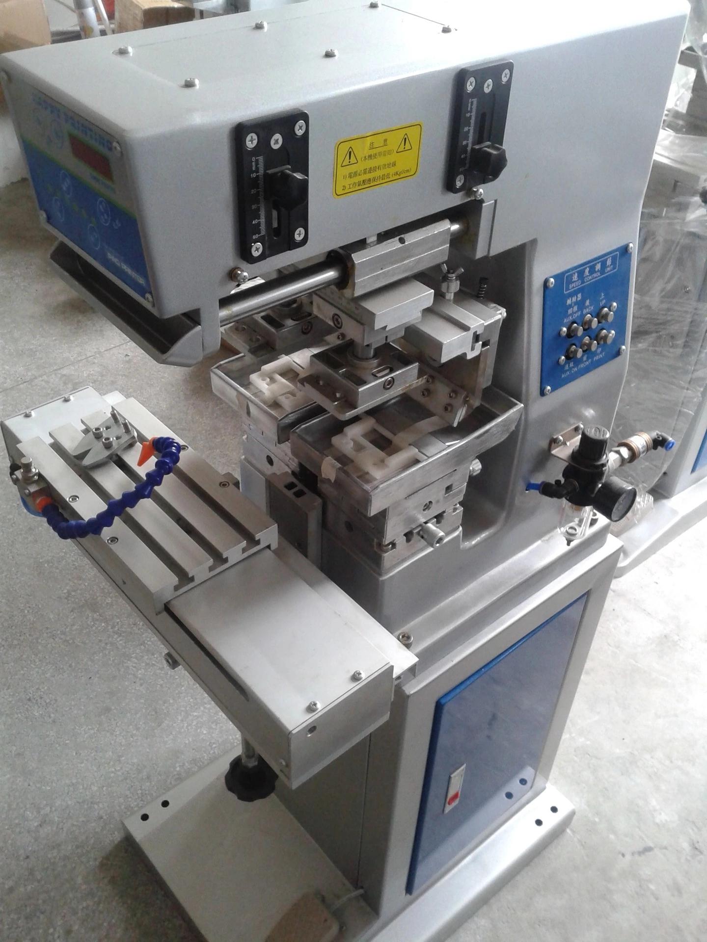 供应广东厂家直销单双色油墨移印机,移印机生产厂家,移印机