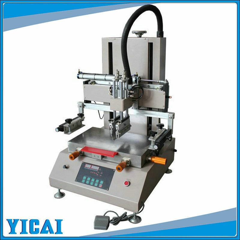供应LED灯电路板商标丝网印刷机,LED丝网印刷机,300*500丝印机供应商,线路板印刷机设备厂,