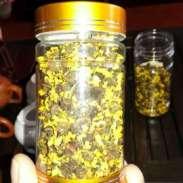 西藏花草茶包装塑料罐 200ml高档瓶图片