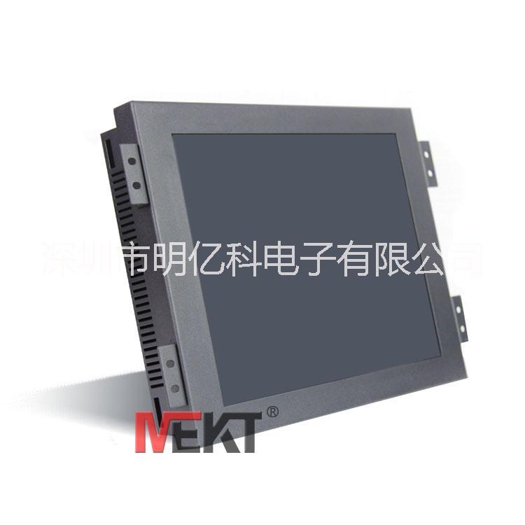 12寸电容触摸显示器 12.1寸电容触摸显示器工业精准触摸显示器