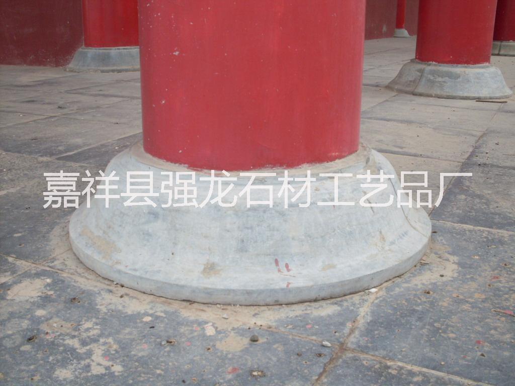 供应青石围柱石、青石柱墩、青石柱脚石、青石柱围石、石雕柱墩、青石包柱石、青石柱顶石