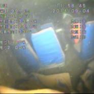 水下探测摄像机高清水下录像图片