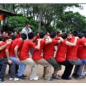 武汉户外拓展培训的首选公司图片
