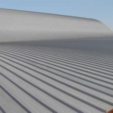 供应奎屯氟碳铝镁锰板 直立锁边金属屋面板 阿勒泰65-430铝镁锰板石河子铝镁锰板