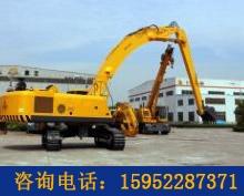 供应用于各种工况的双动力液压挖掘机,液压挖掘机,轮胎式挖掘机都在江苏八达重工图片