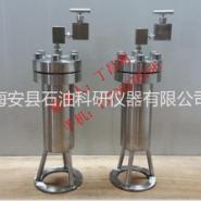 法兰式高压反应釜石油科研仪器图片