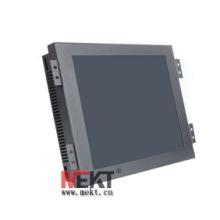 供应12寸工业液晶显示器深圳品牌触摸显示器图片
