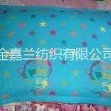 供应机器猫布艺枕巾纯棉情侣枕巾婚庆枕巾