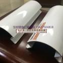 供应仁怀加油站铝型材圆角包柱板-仁怀加油站铝型材圆角包柱板多少钱一平米-仁怀加油站2.0mm白色R60铝型材圆角包柱板