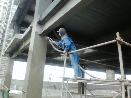 钢结构防火涂料施工方案123564