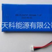 聚合物锂电池384797-200图片