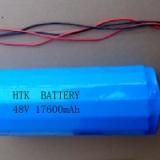 供应48V-17.6AH锂离子电池,电动自行车,电动麻摩托车.捕鱼机,电动喷雾器锂电池
