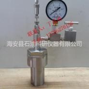石油化工科研仪器反应分离器图片