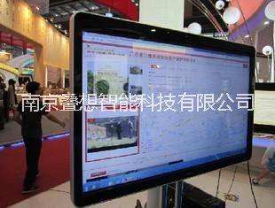 供应南京叠想84寸4K屏液晶广告机、液晶监视大屏