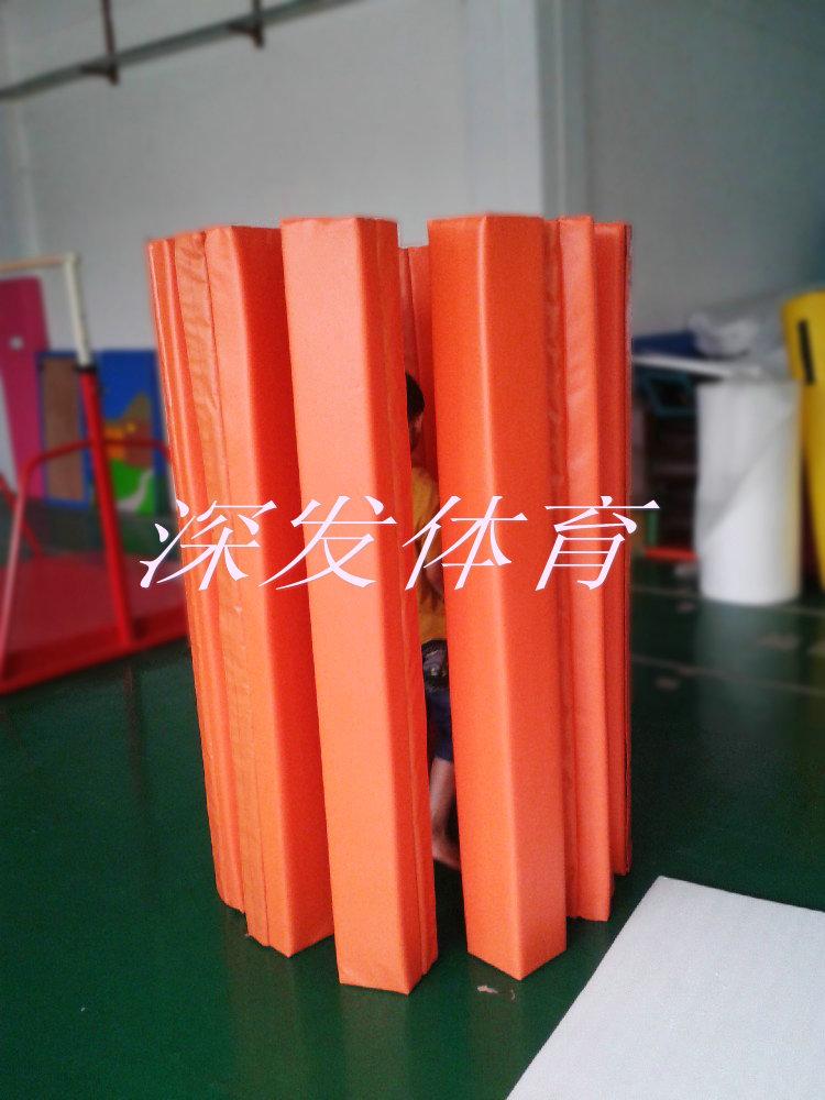 幼儿园软体方形柱垫,儿童定做销售