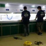 供应腔镜一体化洗消工作站/内镜洗消中心同行比质量造型新微电脑控制