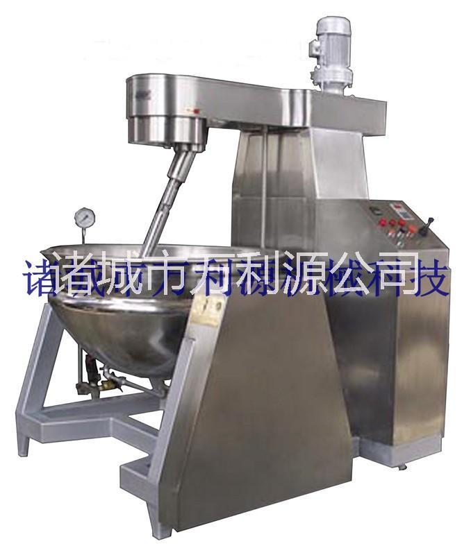 供应立式搅拌夹层锅