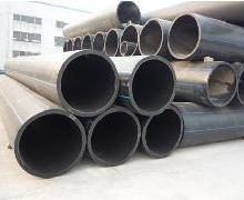 HDPE实壁管、牵引管、钢丝网管、hdpe室内排水管虹吸雨水管图片