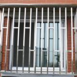 北京不锈钢防盗窗设计 不锈钢防护栏团购优惠 不锈钢防盗窗定做安装