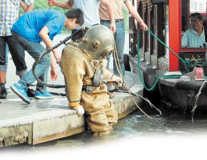 供应镇江市水下打捞公司
