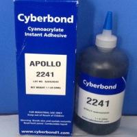 供应Apollo瞬干胶阿波罗2241黑色胶水