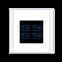 供应用于建筑装饰的昆明智能家居提供商云南鑫鹏触摸板