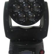最新款7颗15W带调焦LED摇头图片