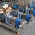 转子泵的供货商益昌泵业生产提供图片