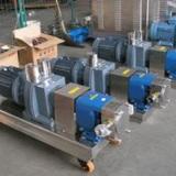 转子泵的供货商益昌泵业生产提供 转子泵 凸轮转子泵 不锈钢转子