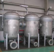 河北高效粗甲醇过滤器生产厂家 高效粗甲醇脱除石蜡及固体杂质过滤器图片