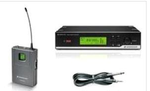 供应森海塞尔 XSW 72/无线话筒/ 无线乐器话筒