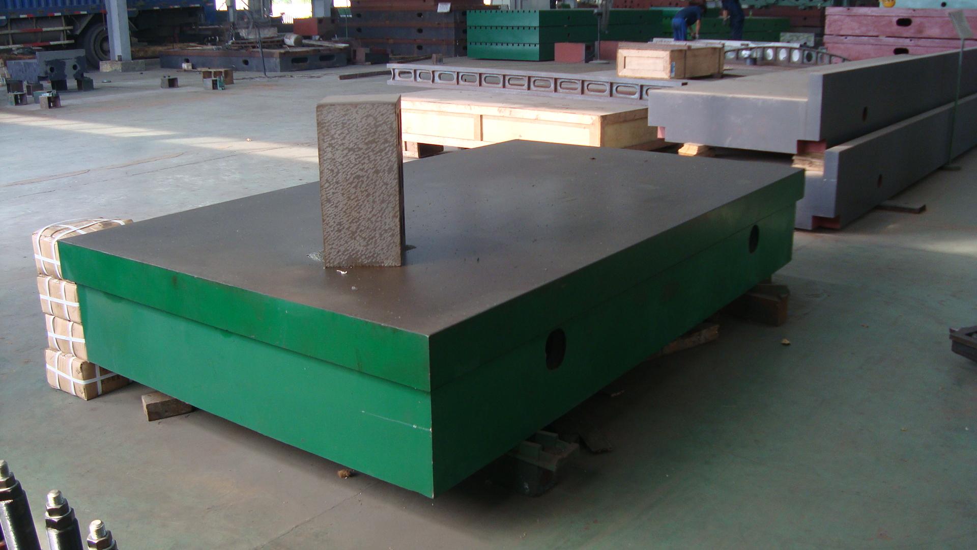 供应铸铁平板、铸铁平台、检验平台、大理石平板 量大优惠