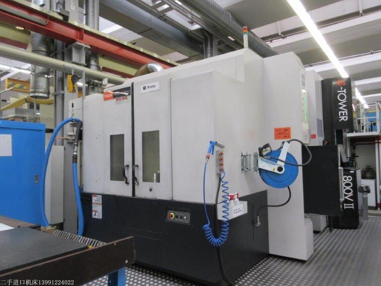 供应泸州二手五轴联动加工中心,二手MAZAK INTEGREX e-800V/5 2PC五轴联动加工中心