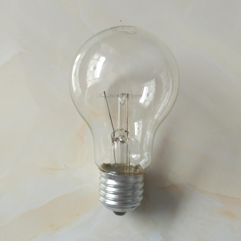 厂家供应220V 10W 爱迪生 钨丝 普通 照明 白炽灯泡 用于建筑工程 物业 单元楼道 照明灯泡