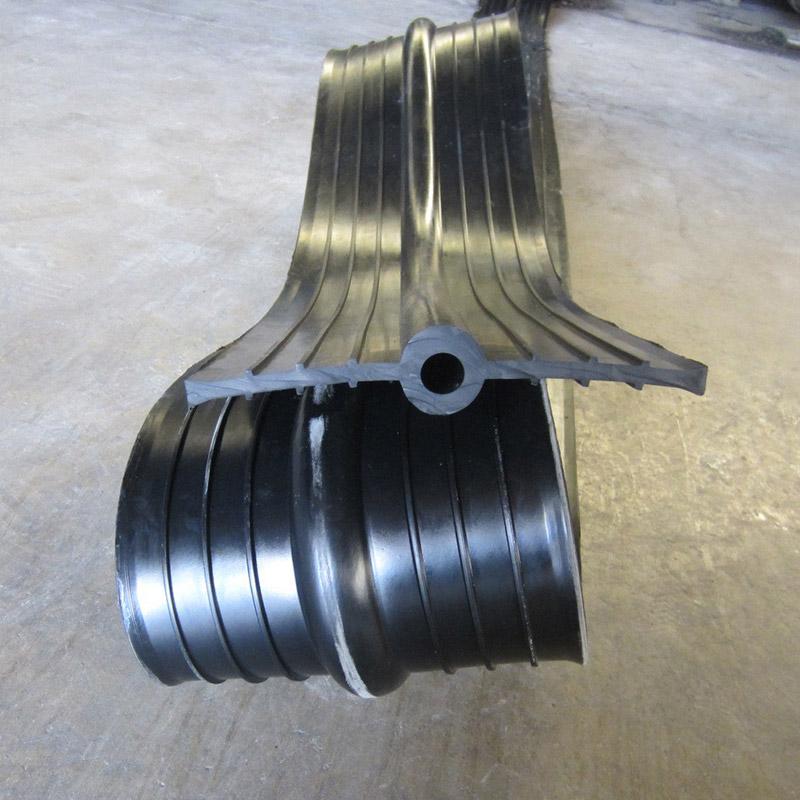 供应652型橡胶止水带 施工缝用中埋式橡胶止水带 变形缝用橡胶止水带