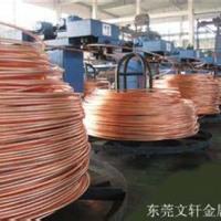 供应用于电线|电缆|铆钉的铜线材 红铜线厂家