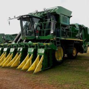 日本玉米收割机进口流程/报关费用图片